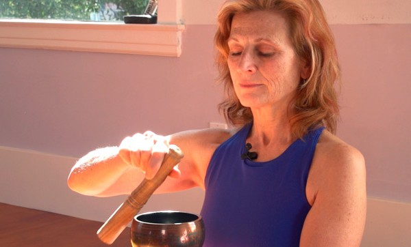 Jean Mazzei Promotional Yoga Video