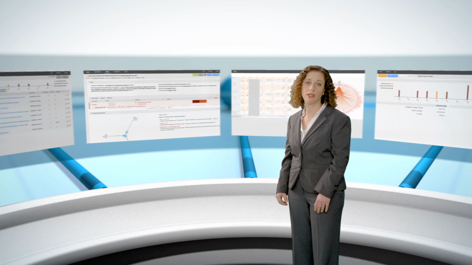 Cisco Stealthwatch Product Video Dashboard