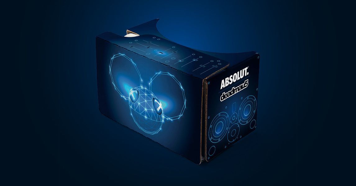 Deadmaus VR Cardboard